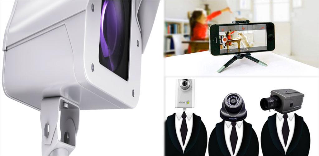 دوربین امنیتی شهرک آپارتمان اماکن